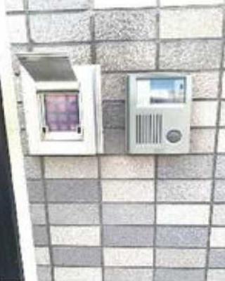 【セキュリティ】冨岡貸家 一軒家 ファミリー向け 独立洗面台 駅近