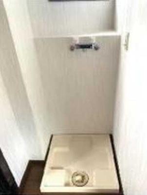 【設備】冨岡貸家 一軒家 ファミリー向け 独立洗面台 駅近