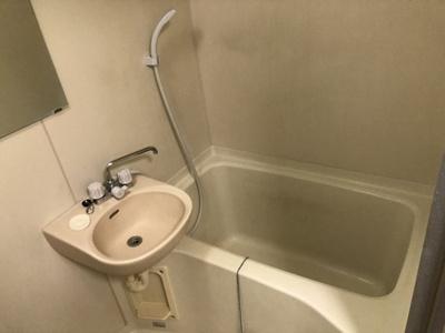 【浴室】ジュネス帯曲輪 スモッティー阪急高槻店