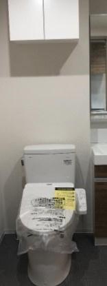 【トイレ】レガリス新中野アンベリール