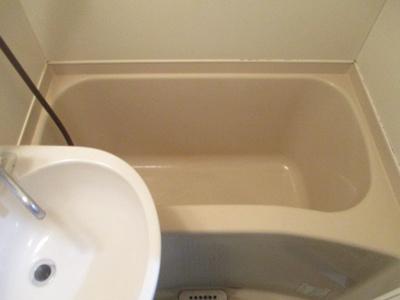 【浴室】パークライフ住吉