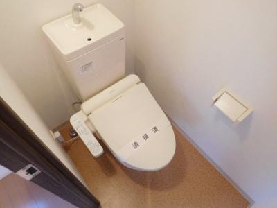 【トイレ】サンセリテ阿佐ヶ谷