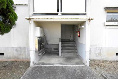 【エントランス】ビレッジハウス毛呂山2号棟