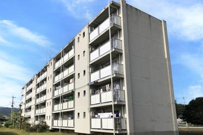 【外観】ビレッジハウス毛呂山2号棟