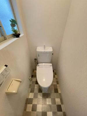 【トイレ】東大阪市東鴻池町5丁目 中古戸建