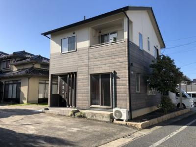 【外観】鳥取市秋里 中古戸建て