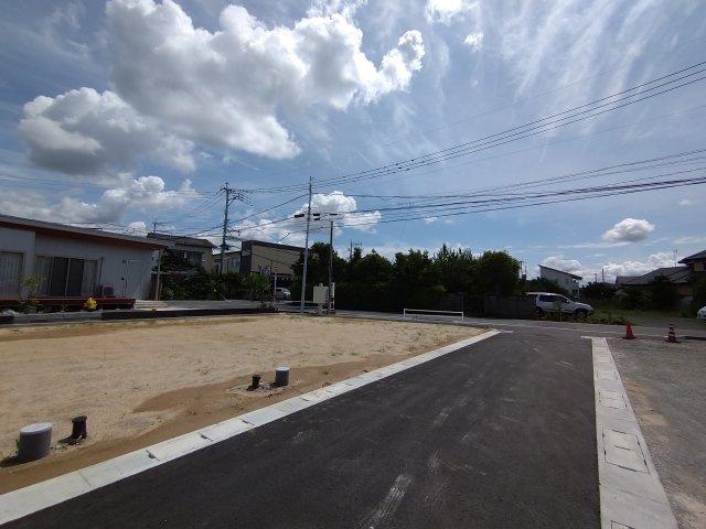 前面道路含む現地写真 撮影:2021.7.13