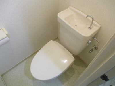 【トイレ】ベルメゾン住吉