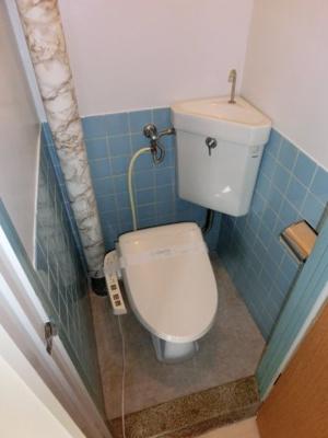【トイレ】グリーンマンション中央町