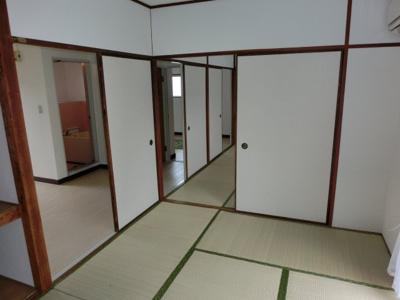 【和室】グリーンマンション中央町