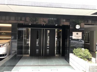 【エントランス】ライジングプレイス両国三番館