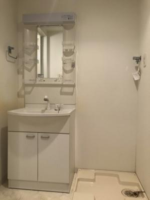 【洗面所】ライジングプレイス両国三番館