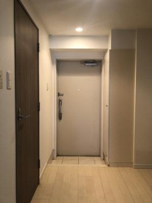 【玄関】ライジングプレイス両国三番館