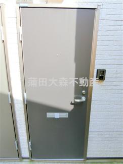 【玄関】グラシア蒲田