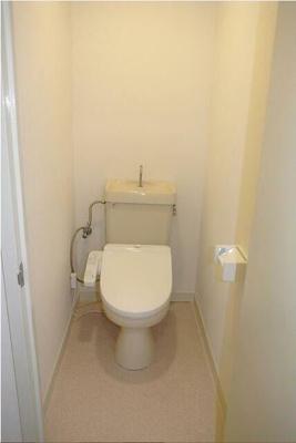 【トイレ】ハイツウェルネス2相模大野