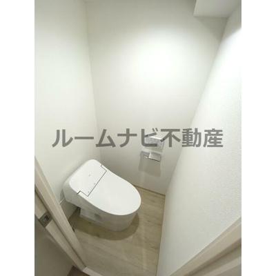 【トイレ】ルーナクレシェンテ日暮里