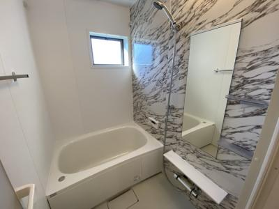 【浴室】ドミール椿平 A棟