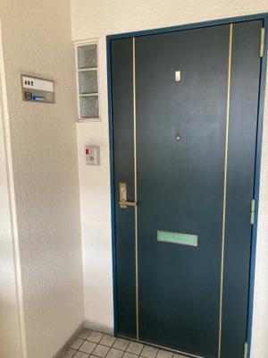 【玄関】クリーンピア十二所前線花影町
