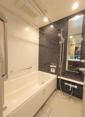 シティハウス品川サウス のお風呂です。
