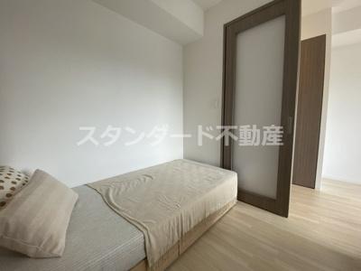 【寝室】エル・セレーノ天満橋