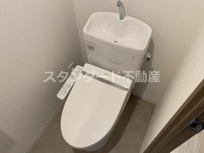 【トイレ】エル・セレーノ天満橋