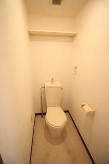 【トイレ】カーサピナール灘