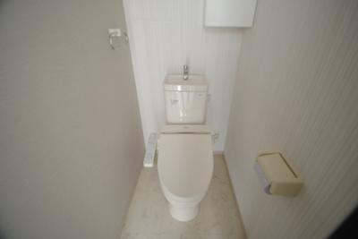 【トイレ】エルグランドパティオ壱番館
