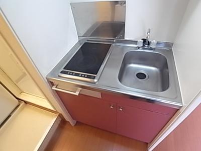 【キッチン】ブルーガーデン
