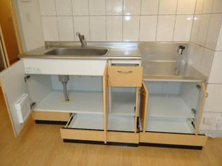 キッチン収納(別室写真)