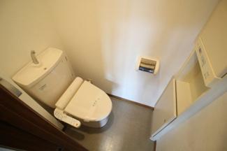 【トイレ】シーサ4