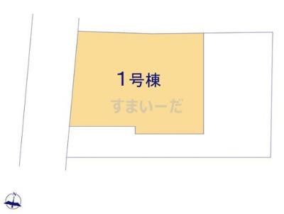 【区画図】ハートフルタウン伊丹市奥畑