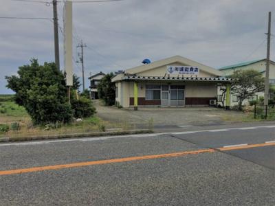 【外観】鳥取市気高町宝木 中古戸建て