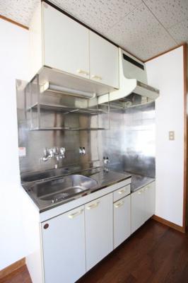 【キッチン】キャピタルⅠ