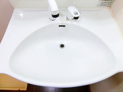 【洗面所】サンメゾン諏訪森