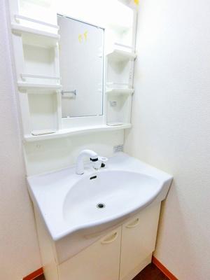 【独立洗面台】サンメゾン諏訪森