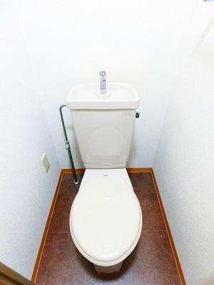 【トイレ】サンメゾン諏訪森