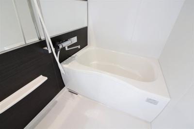 ユニットバス新調いたしました♪ 浴室乾燥機付です。
