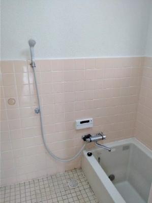 【浴室】園部戸建て 4SDK