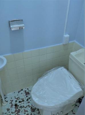 【トイレ】園部戸建て 4SDK
