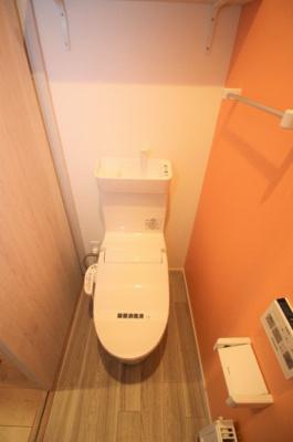 1・2階にトイレがあります!