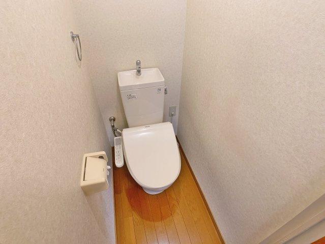 【トイレ】宝住マンション
