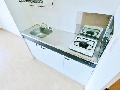 ガスコンロ付キッチン