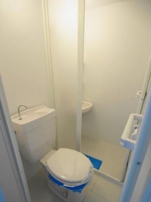 【トイレ】ホワイトヴィラ