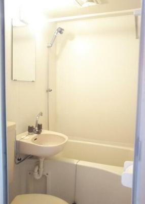 【浴室】ビッグヴァンステイツ淵野辺