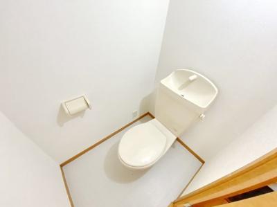 【トイレ】レオパレスフィオーレⅡ
