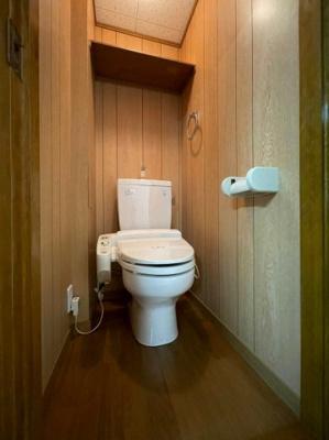 【トイレ】山手7丁目戸建