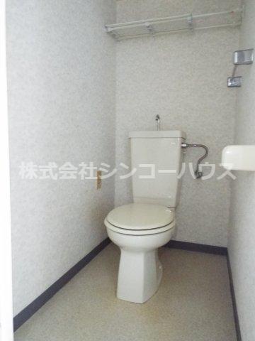 【トイレ】ライオンズガーデン久喜参番館