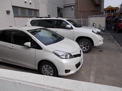 【駐車場】パルティール城西