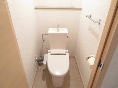 【トイレ】プレイスガーデン