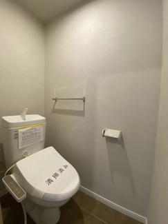 【トイレ】コートビレッジB棟